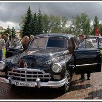 Газ (привет из СССР) :: muh5257