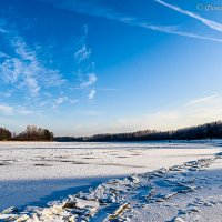 Мороз и солнце :: Борис Устюжанин