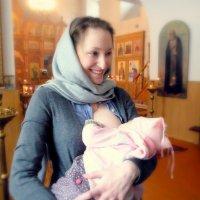 Подкрепиться после крещения... :: Игорь