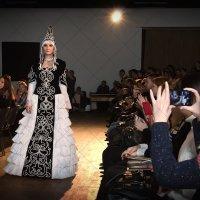 Казахское свадебное платье :: Дарья Казбанова