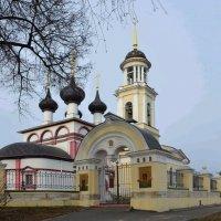 Анно-Зачатьевская церковь. :: Oleg4618 Шутченко