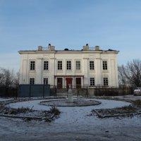 Нарышкинский дворец после пожара :: Svetlana27