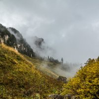 В облаках :: Александр Хорошилов