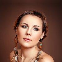 ♥♥♥ Анна. Портрет (в серьгах) ♥♥♥ :: Alex Lipchansky
