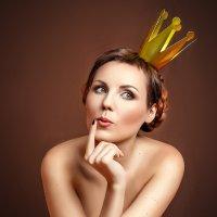 ♥♥♥ Анюта. Портрет. Принцесса ♥♥♥ :: Alex Lipchansky