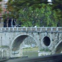 Мост через р.Тибр :: Валерьян Запорожченко