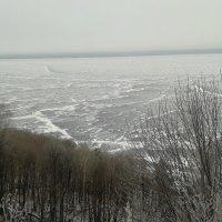 Волга :: Наталья Дмитриева