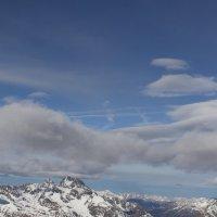 Альпийский пейзаж :: Михаил Фирсов