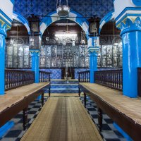 синагога Гриба- Джерба Тунис :: Константин Нестеров
