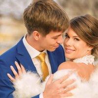 жених и невеста :: Андрей Пакулин