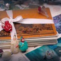 Когда-то письма были теплыми :: Nataliya Belova