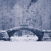 Горбатый мост :: Алёнка Шапран