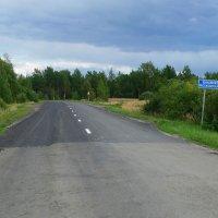В другую реальность, из Тверской в Московскую область :: Евгений Кривошеев