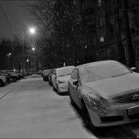 теперь и в Москве :: Дмитрий Анцыферов