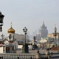 Геометрия города. :: Александр Степовой