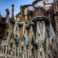 Spain 2014 Sagrada Familia :: Arturs Ancans