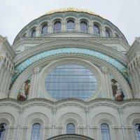 Морской Никольский собор. Южный портал :: Елена Смолова