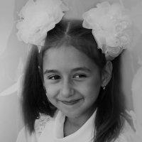 Первоклассница Ульяна :: Полина Дюкарева