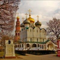 Новодевичий монастырь, Москва :: Дмитрий Анцыферов