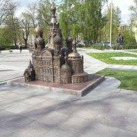 Это тоже храм Спаса на крови (макет) :: Виктор