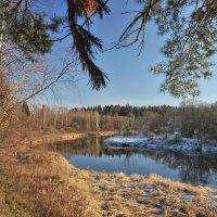 Осенние берега.Продолжение. :: Андрей Куприянов