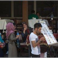 Веселые люди Стамбула. :: Михаил Розенберг