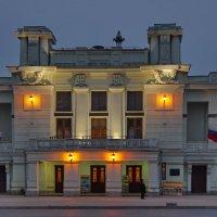 Театр имени А.С. Пушкина в г.Евпатория. :: Ирина Нафаня