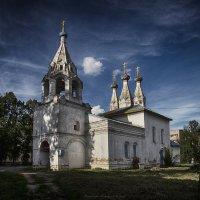 Церковь Владимирской иконы Богоматери г. Ярославль :: Алексадр Мякшин