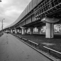 Линии города :: Константин Фролов