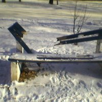 Первый снег :: Миша Любчик
