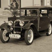 Ретро автомобиль Aero 662 Limousine :: Евгений Кривошеев