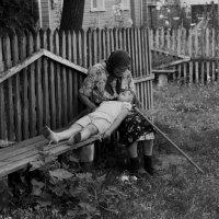 из серии Сказки прабабушки :: Вера Шамраева
