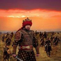 Тамерлан - великий завоеватель :: Vik Vik