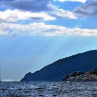 Море :: Елена Чижова