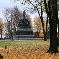 Памятник Тысячелетия России. :: Олег Фролов