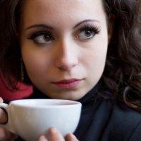 Черный чай :: Юстина Андрусишин
