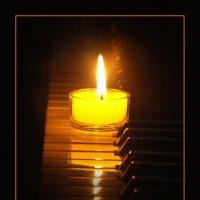 Музыка свечи... :: Alex Sash