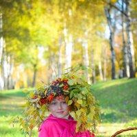 осень :: Кристина Леонова
