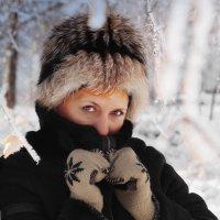 В плену у зимы :: Василий Малыш