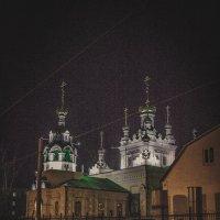 Церковь :: Кристина Кот