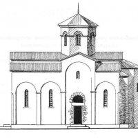 Византийский храм X - XII вв :: Tata Wolf
