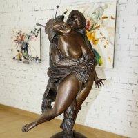 Бронзовая скульптура :: Валерия  Полещикова