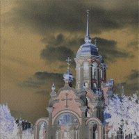 Храм Святого Преображения Господня :: Владимир Кроливец
