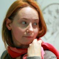 Примерка шарфика :: Олег Лукьянов