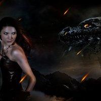 """""""The phantom dragon. Battle"""". :: Фотохудожник Наталья Смирнова"""