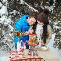 зимняя фотосессия :: Александр Мурашко