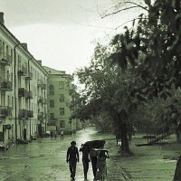 Летний дождь :: Валерий Кабаков