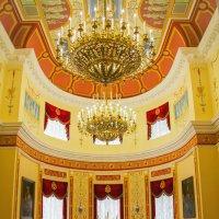 Дворец  Кирилла Разумовского :: Николай Хондогий