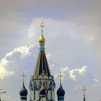 Храм Воскресения Христова в Сокольниках :: Галина