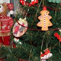 Новогодние игрушки :) :: Elena N